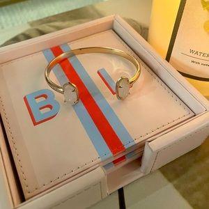 Kendra Scott Elton Gold Cuff Bracelet